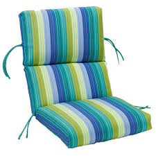 home decorators collection sunbrella seaside seville outdoor dining chair cushion 81 00 sku 202870123 id