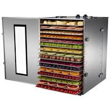 MAIDU 16 lớp thép không gỉ trái cây Sấy Khô máy máy sấy thực phẩm  dehydrator Rau thức ăn Vật Nuôi máy sấy Hoa Quả|Máy khử nước