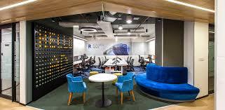 Saltmine Workplace Design Space Matrix Leading Workplace Corporate Office Interior