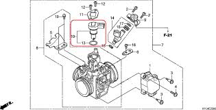 idle air control valve air injection solenoid valve purge it s necessary to first remove the seats side fairings the fuel tank side covers and the fuel tank front cover then unbolt the fuel tank at the front