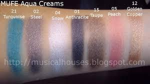 mufe aqua cream