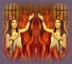 Kết quả hình ảnh cho hình các linh hồn trong luyện ngục