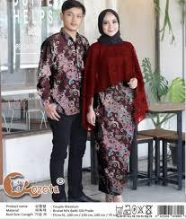 Model baju batik couple keluarga terbaru untuk pesta pernikahan kondangan 2020/2021 model kebaya dan gamis brokat. Model Batik Couple Brukat Model Pakaian Model Pakaian Wanita Pakaian Bayi Perempuan