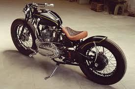 brake through a royal enfield thunderbird from j d custom co