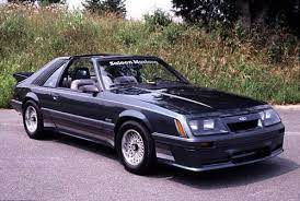 1985 Ford Mustang Saleen Ford Mustang Saleen Ford Mustang Mustang