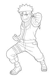 Small Picture Best 25 Coloriage naruto ideas on Pinterest Fille emo anime