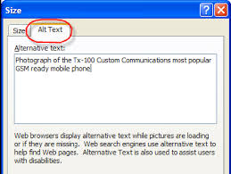 PDF1: Applying text alternatives to images with the Alt entry in PDF ...