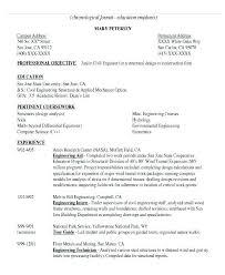 Mechanical Engineering Resume Template Stunning Junior Civil Site Engineer Resume Sample For Mechanical Engineering