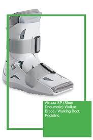 Aircast Sp Short Pneumatic Walker Brace Walking Boot