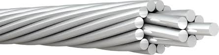 Kingwire Acsr Aluminum Conductor Steel Reinforced Bare