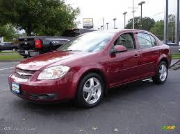 2008 Sport Red Tint Coat Chevrolet Cobalt LT Sedan #17885694 ...