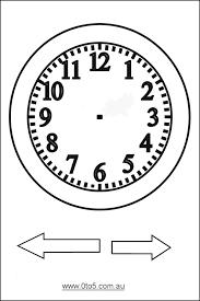 Free Printable Clock Patterns Printable Analogue Clocks
