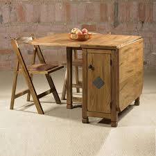 Marvelous Folding Desk For Small Spaces | Unique Folding Dining Table For Your Small  Houses: Charming Wooden .