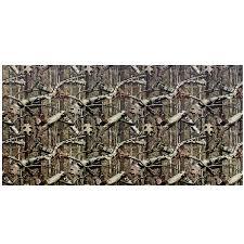 kamo panel break up infinity 48 in x 8 ft softline mossy oak