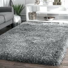 grey plush rug handmade soft and plush solid grey rug x light gray plush area