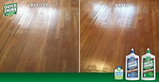 anne from indianapolis used quick shine multi surface floor cleaner and multi surface