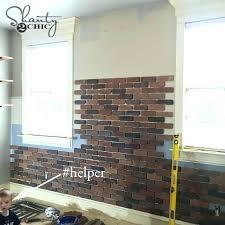 faux brick panels interior brick panels for interior walls faux brick interior wall best brick veneer faux brick panels