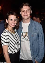 Entdecken sie veröffentlichungen von delta goodrem auf discogs. Emma Roberts Celebrates Fiance Evan Peters 30th Birthday Daily Mail Online
