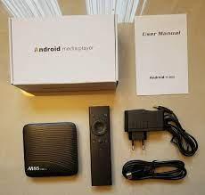 Android Media Player / Android-TV-Box M8S Pro L in Niedersachsen -  Wolfenbüttel | TV Receiver gebraucht kaufen