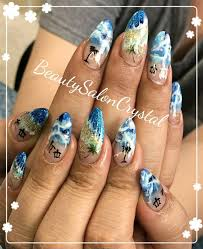 At Beautysaloncrystal Beautysaloncrystal ジェルネイル