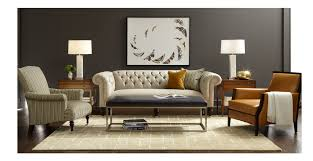 Mitchell Gold Bedroom Furniture Chester Collection Tufted Sofa Mitchell Gold Bob Williams