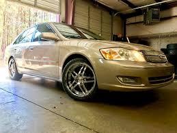 2000 Toyota Avalon rolling out of Jonesboro...   RimTyme Custom ...