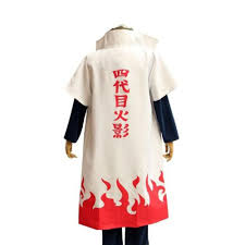 Complete your Naruto cosplay outfit and be one of the Hokage clan with this  jacket. Get your Hokage cosplay jacket now and … | Manteau, Deguisement,  Decoration fete