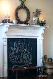 faux fireplace mantel ideas with candles faux fireplace mantel
