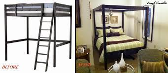 TRIQDEM Canopy Bed - IKEA Hackers