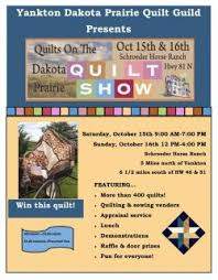 Quilts on the Dakota Prairie Quilt Show - Yankton &  Adamdwight.com