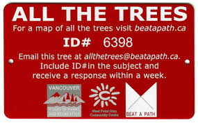 Tree Tags - National Band and Tag Company