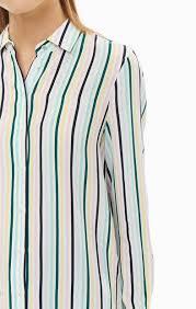 Рубашка Tommy Hilfiger Ww0Ww24657 122 Colorful Banker Stp ...