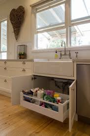 Under Kitchen Sink Organizing 17 Best Ideas About Organize Under Sink On Pinterest Under Sink