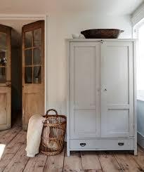 Wicker Basket Cabinet Wooden Armoire Cabinet Wicker Basket Wooden French Doors