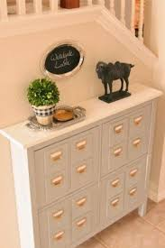 entry chest furniture. add thin wood tiles to the hemnes shoe cabinet entry chest furniture n