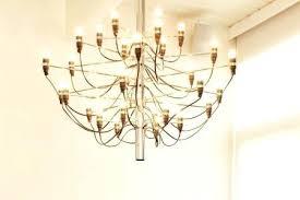 pick up hanging heavy chandelier