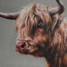 Georgina McMaster 'McGregor' oil on canvas 50x50cm – Art and ...