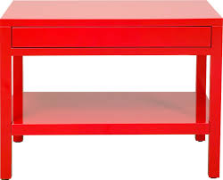 red lacquered furniture. 20 80 Red Lacquer End Table Contemporary Side Tables Lacquered Furniture U