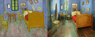 Painting The Bedroom How Van Goghs Bedroom Was Rebuilt As A Living Masterpiece Creators