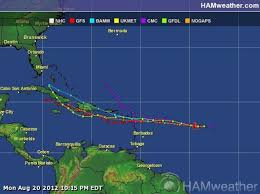 Long Range Models Hinting At Florida Hurricane Potential
