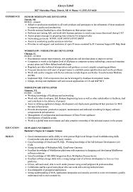 Middleware Developer Resume Samples Velvet Jobs