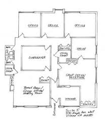 small office plans. 4 Small Offices Floor Plans | Private Offices, Large Group Office, Conference Room, Office E