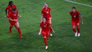 Soccer-Canada stun U.S. to set up final ...