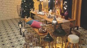 Weihnachtsdeko Adventskranz Laternen Rentier Und Kerzen