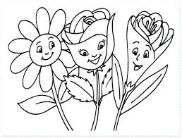 Spring Coloring Pages Printable For Adults Colouring Season Free