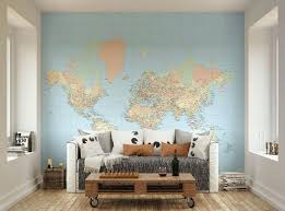 map wallpaper murals murals worldwide map wall mural world map mural wallpaper uk