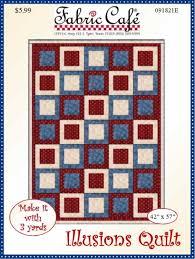 Illusion Quilt Pattern