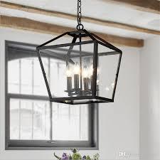 foyer cage pendant retro pendant light industrial black iron cage chandeliers li on chandelier foyer cage