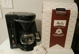 The gevalia thermos coffee maker is the greatest in the motor home. Melitta Gevalia Kaffe Coffee Maker Brand New Model Bcm 4c 1860683688
