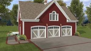 Garage Plans  Loft Designs  Garage Apartment Plans for Cars  amp  RVsimage of Hudson Carriage House House Plan
